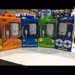 Charger 2A - Cas Hp Android - Charger Diamond 2 Usb