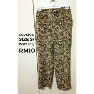 🌟SALE🌟Batik Vintage Pants #304