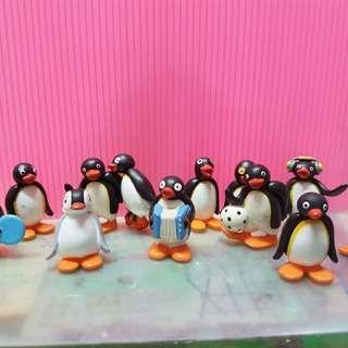 🚚 企鵝家族