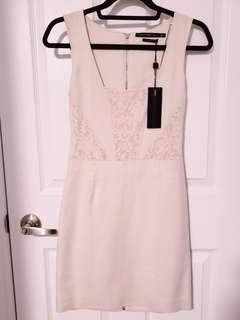 Mackage Zip Dress Pink Size 2
