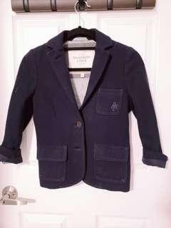 Abercrombie Fitch Wool Blazer Size S
