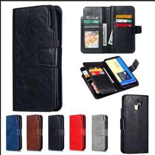 Samsung Galaxy J4 Prime Case Cover Wallet Case