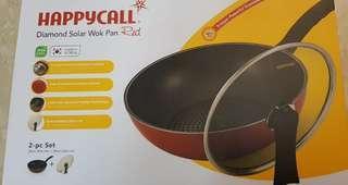 Happy Call Diamond pan with lid