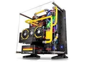 MID TIER RGB WATERCOOLED GAMING PC