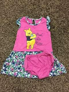 Disney Pooh Dress