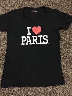 I ❤️ Paris original t-shirt
