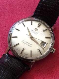 Tissot watch vintage