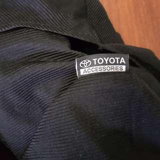 2017 Fortuner Seat Cover