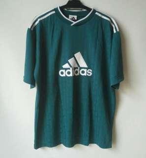 Vtg 90s Adidas Eqt Jersey