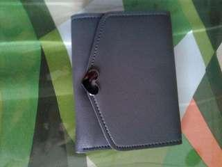 Gray Parisian Wallet