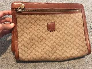 Celine Pouch and Crossbody