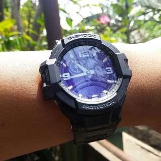 Casio G-Shock GA-1000FC-1 Composite Bracelet - Original - LNIB