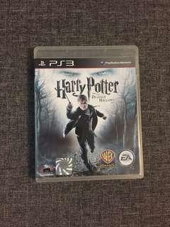 Harry Potter and The Deathly Hallows Part 1 (Ps3 Game)