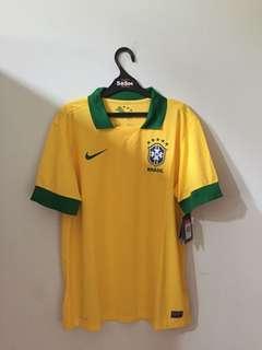 Dijual : Jersey Bola Brazil Original