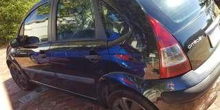 Citreon C3 2006 - Manual - LOW KMS