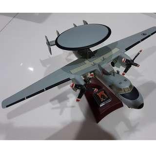E2C Hawkeye Diecast 1:72 Model (RSAF: 111 Squadron)