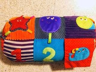 Lamaze 123 Baby playmatt