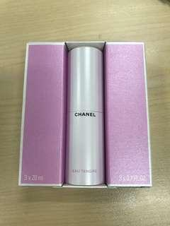 Chanel Chance Travel Size 20ml x3