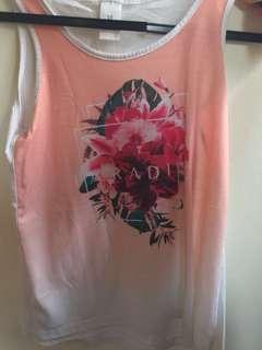 🚚 Female Child Carters Pink and White TOP