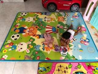Play Mat 178*150 cm collection at Yishun only