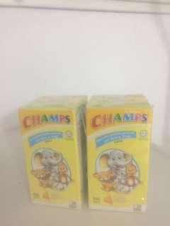 Champs vitamin (chewing)