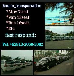 Batam rent car service