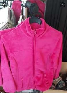 Girls Fleece Sweater/Jacket