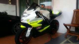 Suzuki gsxr k6 1000