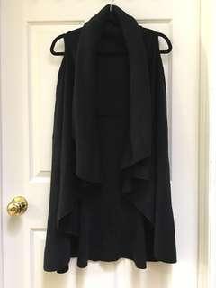 M Boutique Multi-way Vest | Black, One Size