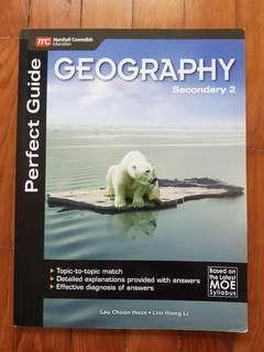 (Incomplete) Sec 2 Geography