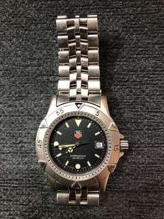 Tag Heuer professional 200 meters boy size