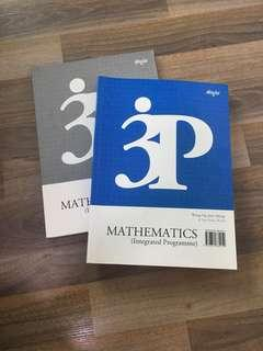IP year 3 sec3 integrated mathematics assessment book