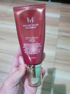 Missha Perfect Cover BB Cream #21