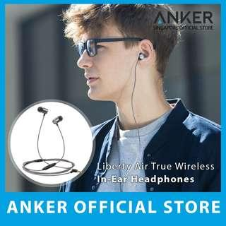 Anker SoundBuds Verve Built-In Microphone In Ear Stereo Wired Headphones