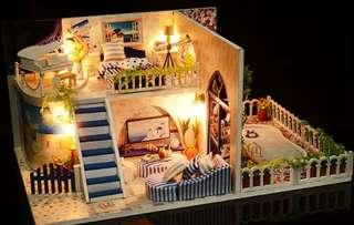 Miniature House DIY