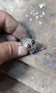 🚚 Ring setting for customer lipan pearl