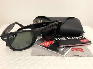Ray-Ban雷朋經典亞洲版太陽眼鏡