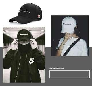 Champion cap帽/ 鴨咀帽/ 漁夫帽