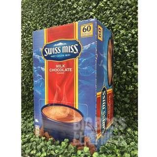 SWISS MISS 即溶可可粉 巧克力牛奶 沖泡飲品【BigBoss比客博士】好市多 Costco 代購 代買
