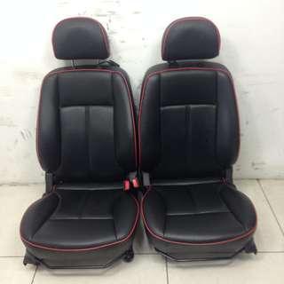 Kia Picanto Car Leather Seat (CS546)