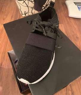 Ryderwear Trainers F-Lo in Black Size 9