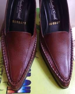 NEW Sepatu Kulit