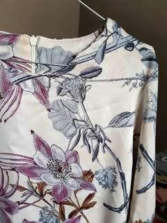 Ayke Floral Purple