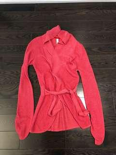 Lululemon cardigan sweater - size 6