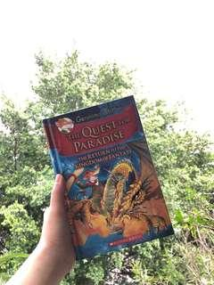 Geronimo Stilton: The Quest for Paradise   The Return to the Kingdom of Fantasy