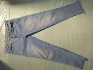 Celana jeans lv wanita
