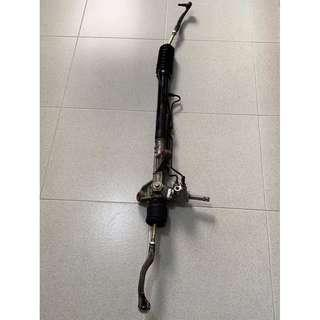 1999 Honda Civic Sir, EK4 Manual Transmission Steering Rack, Pinion Assembly and Tie Rod Ends