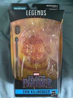 Marvel legends black panther m'baku BAF