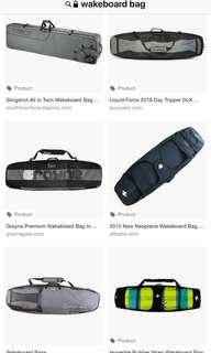 Looking for a fully covered wakeboard bag