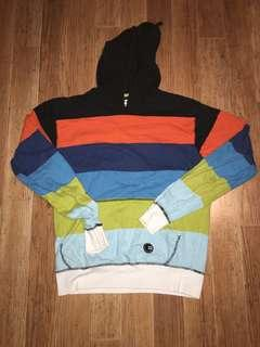 Billabong Striped Hoodie